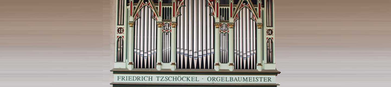 Orgelbau Tzschöckel